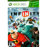 Disney Infinity Fisico Original Xbox 360 Sin Destraba + Leer
