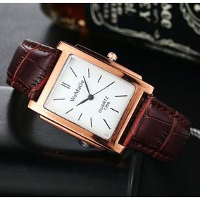 a59cb4ac300 Relogio Social Masculino Retangular - Relógios De Pulso no Mercado ...