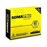 Somapro 60 Caps Ganho De Massa 100% Original