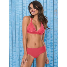 Bralette Tipo Top Coral 1359237