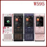 Sony Ericsson W595 3mp Nuevo Libre Java Slider Camara Colore