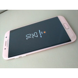 Galaxy A7 2017 Rosa Octacore Tela 5.7 Amoled Fhd - Usado