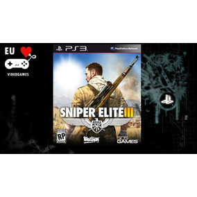 Sniper Elite 3 Playstation 3 Psn Português Do Brasil