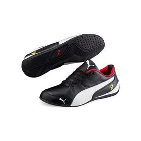 Tenis Puma Sf Drift Cat 7, Color Negro, Hombre, Originales