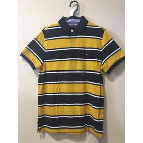 154a7c469a289 Camisetas Tipo Polo Tommy Hilfiger - Hombre Camisetas en Ropa ...
