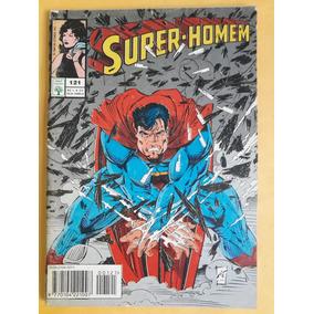 Hq Super-homem N° 121 - Editora Abril