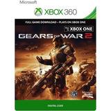 Gears Of War 2 Código Xbox One Entrega Inmediata.