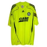 Camisa Palmeiras Verde Limão Nome Jogador E Númer Descolaram