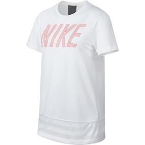 59aa305dc15e8 Camiseta Nike Infantil Menina Dry Top Ss Feminina Original