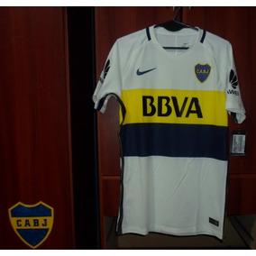 52cc58fd044d9 Camiseta Boca 2016 Match Blanca - Camisetas en Mercado Libre Argentina