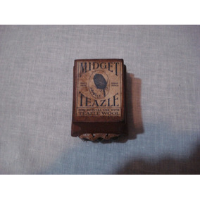 Cepillo Antiguo (vintage)