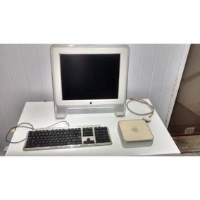 Mac Mini + Monitor + Teclado