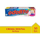 Odolito Frutilla Crema Unidad 1 1 50 G 37 Ml Tubo