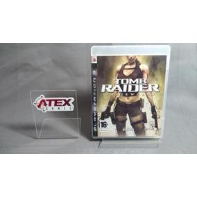 Tomb Raider Underworld Para Playstation 3