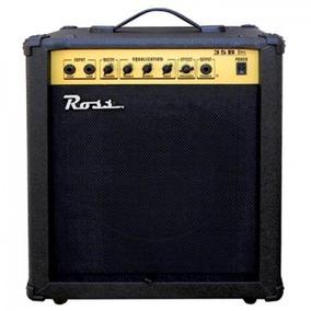 Amplificador Para Bajo 15 Watts 6.5 Ross B15