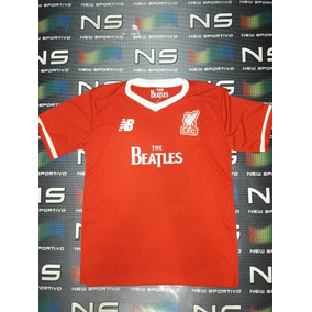 Camiseta Liverpool Homenaje The Beatles Envio Gratis