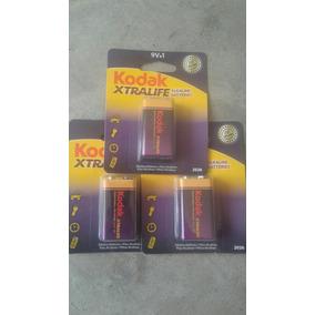 Batería O Pila De 9v Marca Kodak