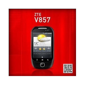 Celular Zte V857 Barato Nuevo