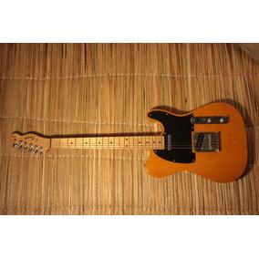 Guitarra Electrica Squier Fender Telecaster Affinity Blond