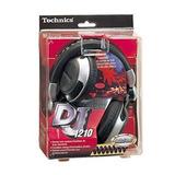 Audífonos Technics Rp-dj1210 (nuevos) Envio Gratis