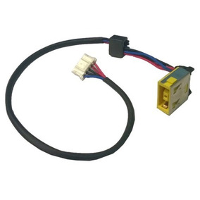 Dc Power Jack Do Notebook Lenovo Ideapad G400s G405s Dch186