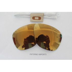 6fa1026cd56b2 Lentes Reposicao Oakley Breadbox De Sol - Óculos no Mercado Livre Brasil