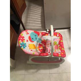 Silla Para Bebé De Dos Posiciones, Con Vibracion