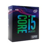Procesador Intel Core I5-9600k, 3.70 Ghz, 9 Mb Caché L3, Lga