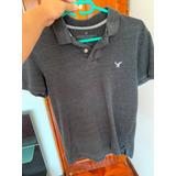 3 Camisas Polo American Eagle Talla S