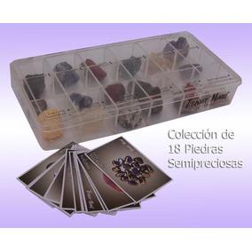 Minerales De México: Colección De Piedras Semipreciosas