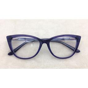 Oculos De Grau Receituario Gatinho Outras Marcas - Óculos no Mercado ... b01e48cbb1