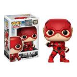 Funko Pop Justice League Flash 208 Nuevo Original En Stock