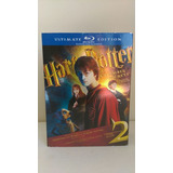 Harry Potter 2 Ultimate Edition Blu-ray
