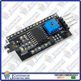 Módulo I2c Conversor Para Lcd 1602/2004 Arduino