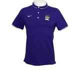 04dca1077c Camisa Polo League Manchester City Nike Roxa Original