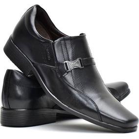 38640c686b Sapato Social Masculino Confort Casual Nevano Couro Legítimo