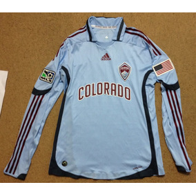 Jersey Colorado Rapids 2009 Visita Grande Formotion Mls 459955f34f388