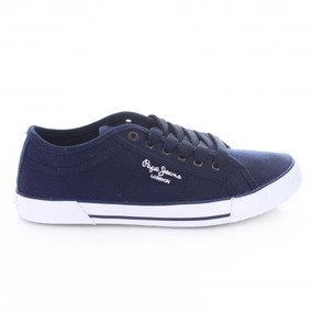 Tenis Para Hombre Pepe Jeans 8163-050447 Color Marino