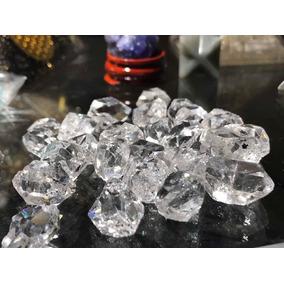 Diamante Herkimer 2 Piezas
