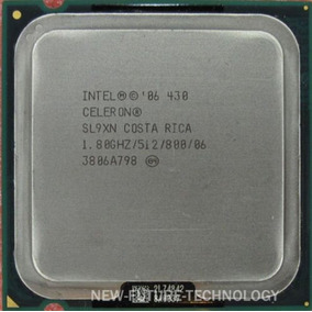Procesador Intel Celeron 430 1.8ghz Socket 775