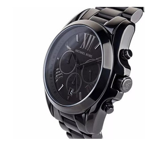 16be159ba4bb3 Relógio Michael Kors Mk5550 Preto Unissex - Relógios De Pulso no ...