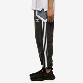 Adidas Amarillo Pantalon Retro En Negro Accesorios Y Ropa tOwHqw