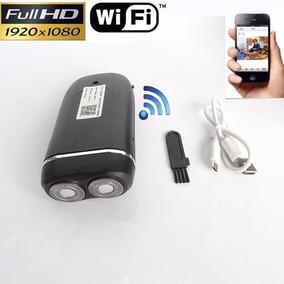 Barbeador Câmera Espiao - Grava Áudio E Vídeo- Wifi - Espião