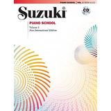 Suzuki Piano School, Vol. 1- Envío Gratis