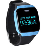 Reloj Smartwatch Instto Android Bluetooth Sumergible Musica