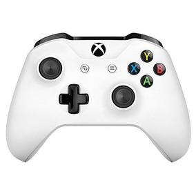 Controle Xbox One S Branco Original Microsoft P2 Na Caixa