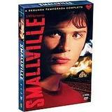 Box 6 Dvd Smallville Original 2 Temporada Dublado Clark Ke