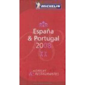 Revista España & Portugal 2008 Michelin