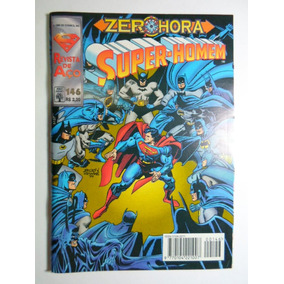 Super-homem 146 Zero Hora