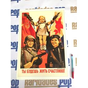 Cartaz 2ª Segunda Guerra Mundial Reich Nazismo Pôster 1944